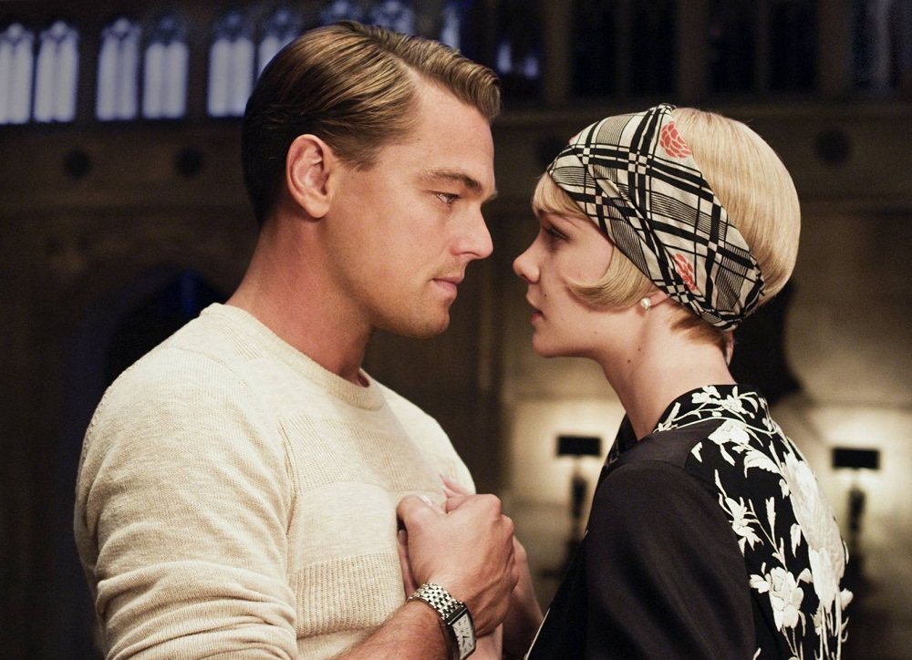 The-Great-Gatsby-2013 romantic movie