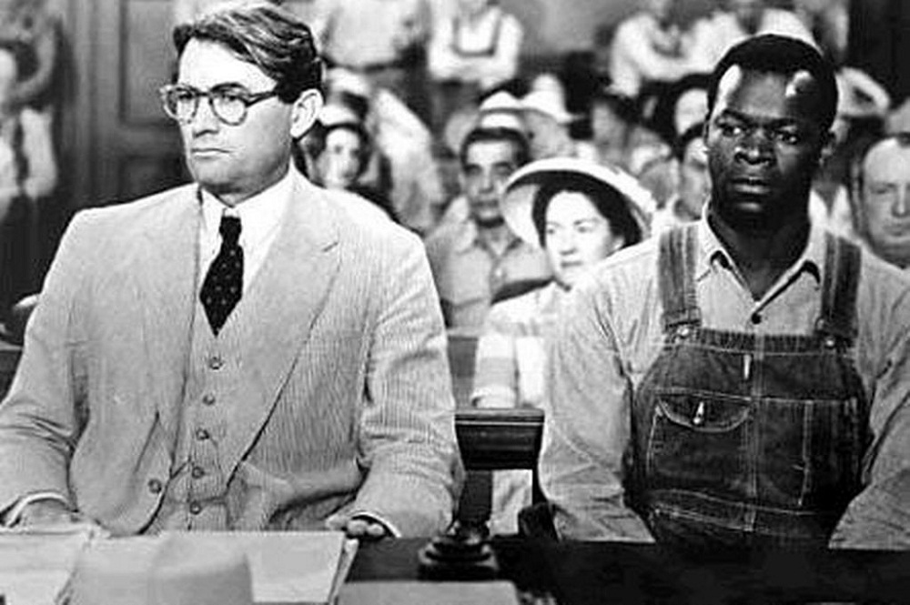 To Kill a Mockingbird -1962
