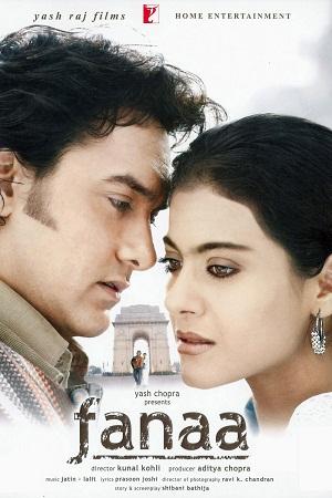 aamir khan fanah poster