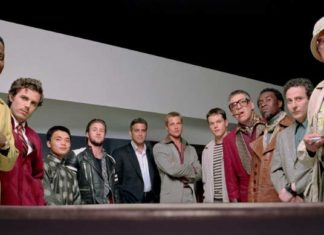 ocean eleven hollywood movies on heist and robbery