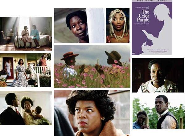 the-color-purple-movie-collage