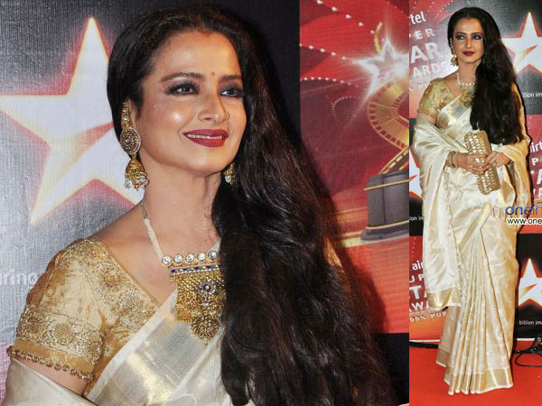 Rekha as kunti