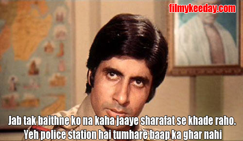 Amitabh Bachchan Dialogues Filmy Dialogues Filmy Keeday