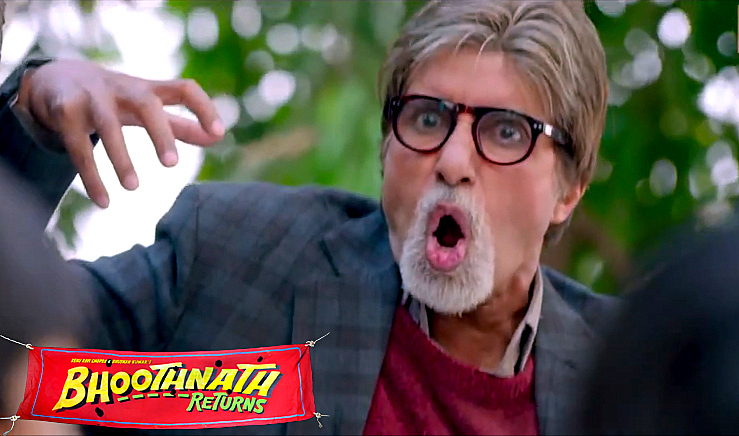 bhoothnath returns movie all songs