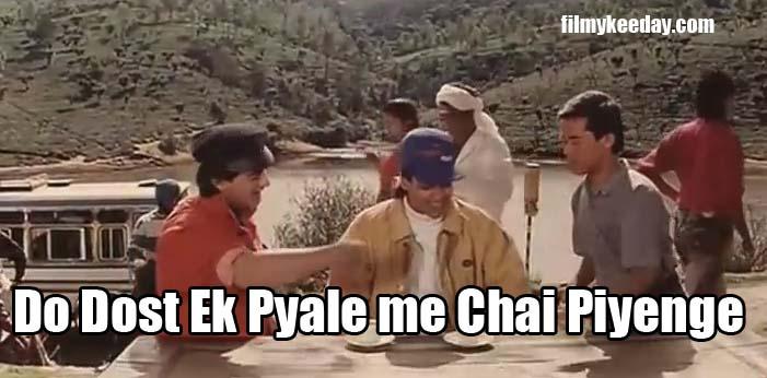 Do dost Ek pyale me chai Piyenge