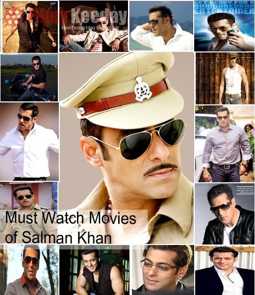 Salman Khan Must watch Movies