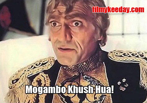 mogambo khush hua dialogue of amrish puri