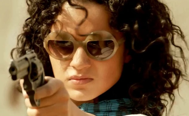 revolver rani movie review
