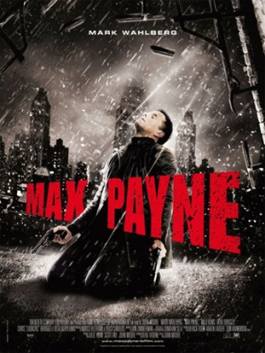Max Payne movie based on games