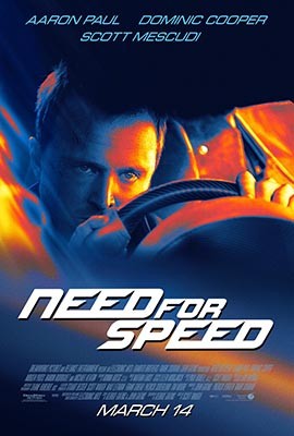 Need for Speed film based on games