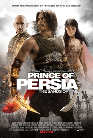 Prince of Persia The Sands of Time games based on movies
