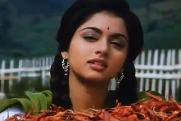 bhagyashree in maine pyar kiya