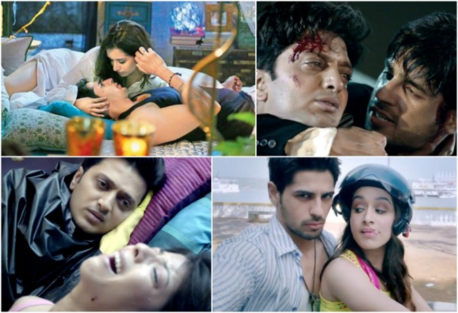 ek villain poster list