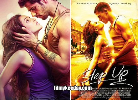 Ek villain Copied poster from stepup