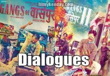 Gangs of wasseypur dialogues