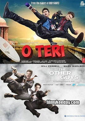 O teri poster copied from the other guys
