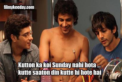 Pyar ka Punchnama memes Dialogues lyrics