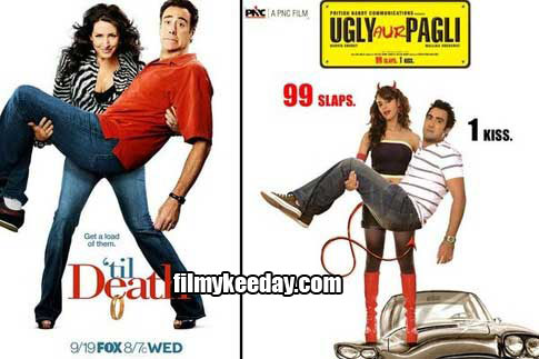 Ugly Pagli poster copied