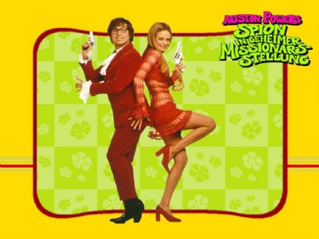 austin powers poster spoof of epic movies
