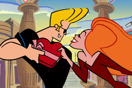 johnny Bravo 90s cartoon network show