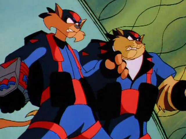 swat kats hindi cartoon network show
