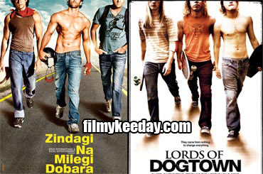 zindgi na milegi dobara copied from