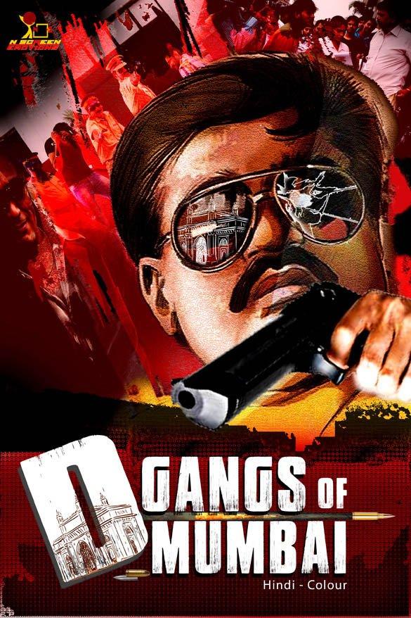 D gangs of Mumbai poster