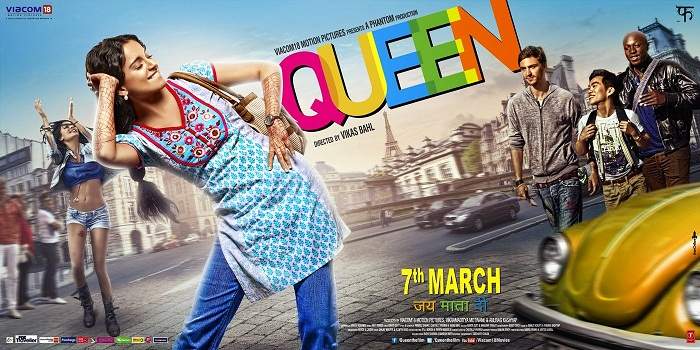 Queen Poster best Hindi film of 2014
