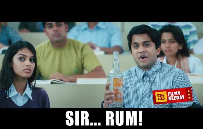 sir rum 3 idiots dialogues memes