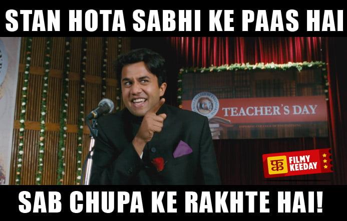 stan hota sbhi ke pas hai 3 idiots dialogues memes