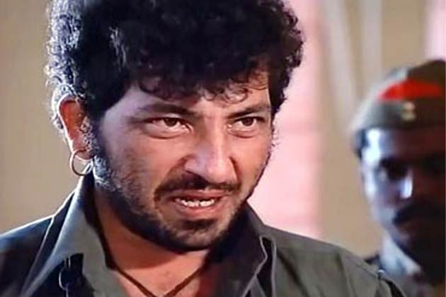 Amjad Khan in Sholay as Villain