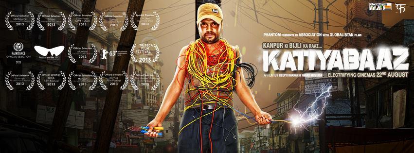 Katiyabaaz Poster Filmy Keeday