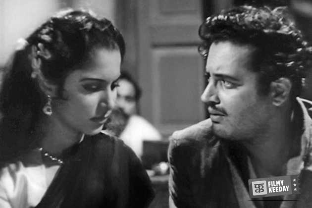 Pyaasa Gurudutt Classic movie