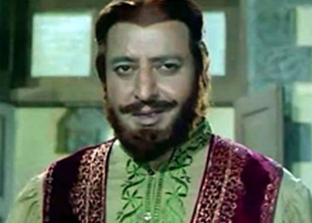 pran in Zanjeer as a Villain