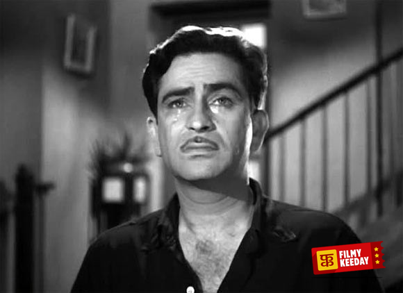 Raj Kapoor in Anari