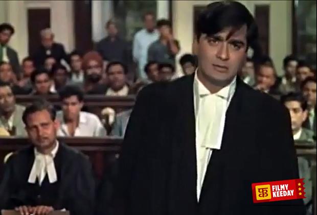 Sunil Dutt in Waqt