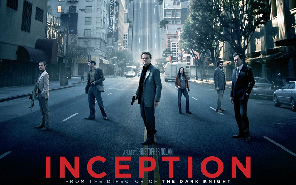 Inception Nolan Movie poster