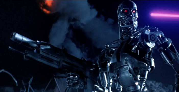 Terminator 2 the judgement Day James cameron