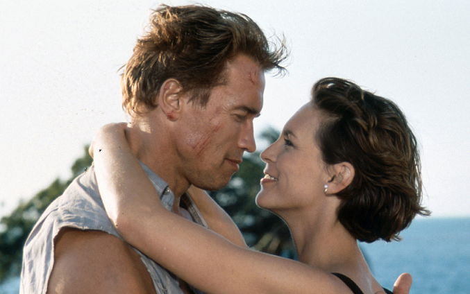 True Lies James cameron Movies
