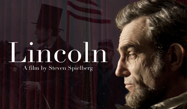 lincoln Poster 2012 Film by Steven Spielberg