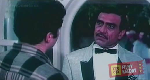 Amrish puri in Ghayal Balwant Rai