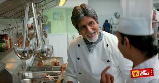 Cheeni Kum Amitabh Bachchan Film