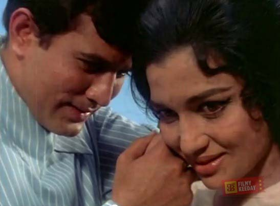 Kati Patang Rajesh Khanna Movie