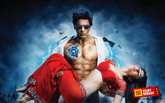 Ra One Shahrukh Khan Flop Movie