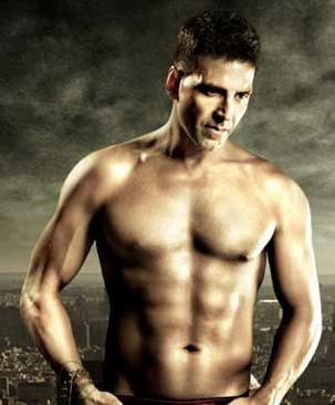Akshay Kumar Body