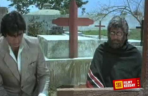 Amitabh Bachchan Akhree Rasta Double Role