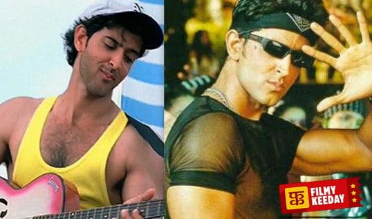Hrithik Roshan Double Role in kahona Pyar hai