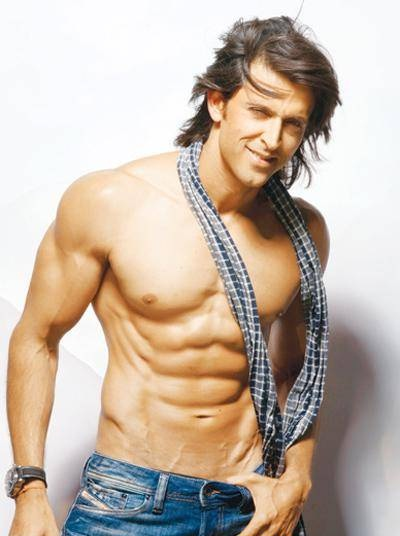 Hrithik Roshan Greek God Looks