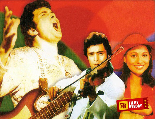 Karz Rishi Kapoor Movie on Music