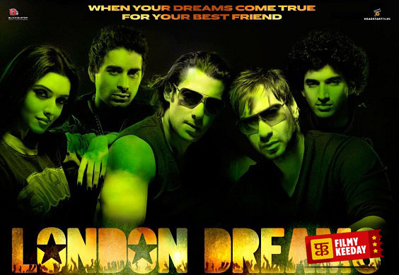 London Dreams Movie on Music